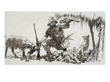 What Really Happened: the Real Robinson Crusoe, 1964 Giclee Print