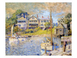 Edgartown, Martha's Vineyard, 1915