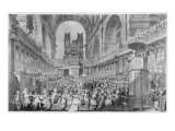 Thanksgiving at St. Paul's for George Iii's