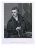 David Hosack, Engraved by Asher Brown Durand