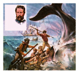 Buy They Lived their Books: the Quest for Moby Dick at AllPosters.com