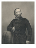 Giuseppe Garibaldi, Engraved by D.J Pound
