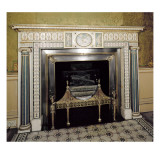 Fireplace from Syon House, Middlesex, C.1760