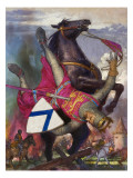 The Fall of William the Conqueror Giclee Print