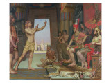 Joseph Interpreting Pharaoh's Dream, 1894