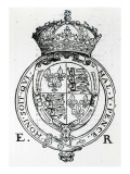Coat of Arms of Queen Elizabeth I