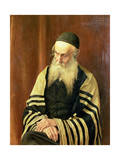 An Ashkenazi Rabbi of Jerusalem