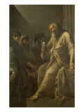The Death of Socrates Giclee Print