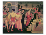 The Judgement of Daniel Giclee Print