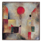 Red Balloon, 1922 Giclee Print