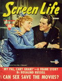 MacDonald, Jeanette - Screen Life Magazine Cover 1930's