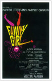 Funny Girl - Broadway Poster , 1964