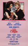 Odd Couple, The - Broadway Poster , 1985