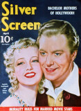 MacDonald, Jeanette - Silver Screen Magazine Cover 1930's