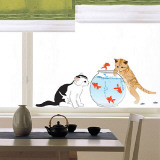 Buy Kittens with Goldfish at AllPosters.com