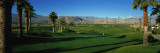 Golf Course, Desert Springs, California, USA