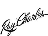 Ray Charles Wall Decal