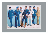 U.S. Navy: Uniforms, 1899