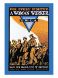 For Every Fighter a Woman Worker