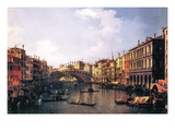 Buy The Rialto Bridge at AllPosters.com