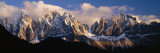 Buy Snowcapped Mountain Peaks, Dolomites, Italy at AllPosters.com