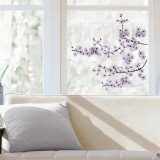 Cherry Blossom Window Decal Sticker