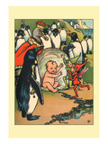 Fairies, Penguins and a Baby