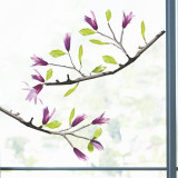 Magnolia  (Window Decal)