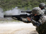 Marines Fire Joint Service Combat Shotguns