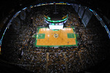 Los Angeles Lakers v Boston Celtics, Boston, MA - February 10: