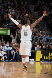 New Orleans Hornets v Denver Nuggets, Denver - January 9: J.R. Smith