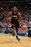 Chicago Bulls v Miami Heat, Miami, FL - March 6: LeBron James