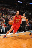 2011 NBA All Star Game, Los Angeles, CA - February 20: Manu Ginobili