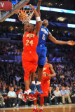 2011 NBA All Star Game, Los Angeles, CA - February 20: Kobe Bryant and LeBron James