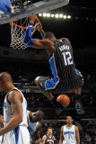 Orlando Magic v New Orleans Hornets, New Orleans, LA - January 12: Dwight Howard
