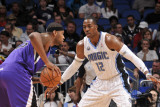 Sacramento Kings v Orlando Magic, Orlando, FL - February 23: DeMarcus Cousins and Dwight Howard