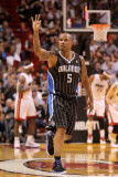Orlando Magic v Miami Heat, Miami, FL - March 03: Quentin Richardson
