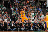 Los Angeles Lakers v Boston Celtics, Boston, MA - February 10: Kobe Bryant and Ray Allen
