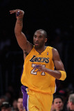 Atlanta Hawks v Los Angeles Lakers, Los Angeles, CA - February 22: Kobe Bryant