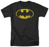 Batman-Classic Logo Distressed