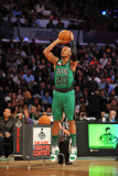 Foot Locker Three-Point Contest, Los Angeles, CA - February 19: Ray Allen