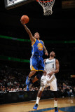 Golden State Warriors v Washington Wizards, Washington, DC - March 2: Monta Ellis and Nick Young