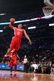 2011 NBA All Star Game, Los Angeles, CA - February 20: Russell Westbrook