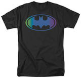 Batman-Gradient Bat Logo