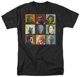 Star Trek-Alien Squares T-Shirt