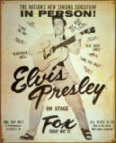 Elvis at the Fox
