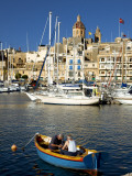 Harbour at Vittoriosa
