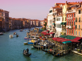 Buy Gondolas on the The Grand Canal at AllPosters.com