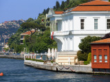Yali (Villa) on the Bosphorus Near Istanbul