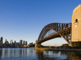 Sydney Harbour Bridge from Milson's Point